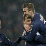 Ibrahimovic từ chối Beckham để tới Man Utd