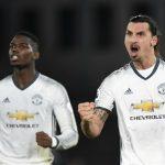 Ibrahimovic ghi bàn cuối trận, Man Utd tiếp mạch thắng