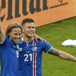 Áo đấu Iceland bán chạy gấp 1.800% nhờ thành công tại Euro