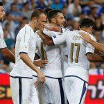 Italy giành chiến thắng đầu tiên dưới thời HLV mới