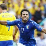 'Italy loại Tây Ban Nha, Bồ Đào Nha vào tứ kết'