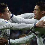 Real đại thắng Sevilla dù vắng Ronaldo