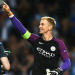 Joe Hart tái xuất, Man City vào vòng bảng Champions League