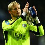 Leicester nhận tin xấu về người hùng Kasper Schmeichel