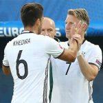 Đức tiếp tục tổn thất lực lượng trước trận bán kết với Pháp