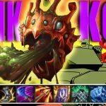 LMHT: Tìm hiểu lối chơi Kog'Maw Xạ Thủ lên đồ tank