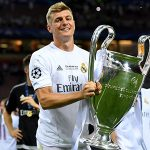 Toni Kroos ăn lương cao nhất ở tuyển Đức nhờ ký mới với Real
