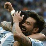 Argentina thắng cả ba trận vòng bảng Copa America