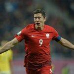 Lewandowski vượt Ronaldo, dẫn đầu top ghi bàn tại vòng loại châu Âu
