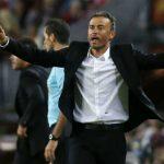 HLV Enrique nổi giận với các học trò trước trận El Clasico