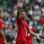 Mahrez ghi tuyệt phẩm trong trận giao hữu của Leicester