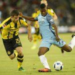 Man City bốc được lá thăm 'may mắn' ở Champions League