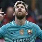 Messi chỉ xếp thứ tám trong cuộc đua Giày Vàng châu Âu