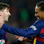 Đàn anh khuyên Neymar không nên cố làm 'bản sao' của Messi
