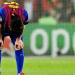 Messi nôn khan, rời sân sớm trong trận đấu của Barca