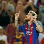 Luis Enrique: 'Messi có mọi phẩm chất bóng đá cần'