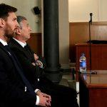 Messi lĩnh 21 tháng tù vì trốn thuế