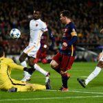 Messi giành giải thưởng Bàn thắng đẹp nhất mùa 2015-2016