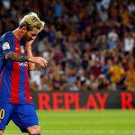 Barca không mạo hiểm với Messi ở trận đầu Champions League