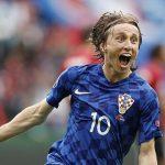 Modric ghi bàn từ 30 mét, Croatia đánh bại Thổ Nhĩ Kỳ