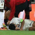 Falcao nhập viện trong trận Balotelli chói sáng