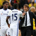 Victor Moses nói xấu Mourinho, ngợi khen Conte