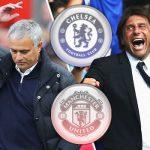 Mourinho gặp lại Chelsea và các trận cầu nảy lửa cuối tuần này