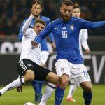 Hòa tại San Siro, Italy lỡ cơ hội đòi món nợ Euro từ Đức
