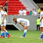 Bóng đá nữ Mỹ, Trung Quốc bị loại ở tứ kết Olympic