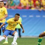 Neymar tịt ngòi, Brazil khởi đầu chật vật tại Olympic