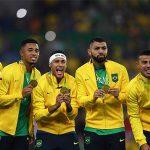 Brazil biến giấc mơ vô địch bóng đá Olympic thành hiện thực