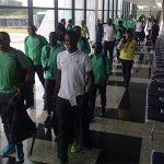 U23 Nigeria trễ lịch tới Brazil dự Olympic vì máy bay quá nhỏ