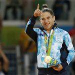 Messi chúc mừng võ sĩ Argentina vô địch Olympic