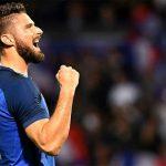 Giroud lập cú đúp, Pháp ra oai trước ngày khai mạc Euro