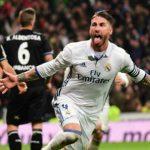 Ancelotti ca ngợi những bàn thắng kỳ diệu của Sergio Ramos
