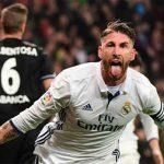 Ramos lại làm người hùng phút cuối, Real thẳng tiến ở Liga