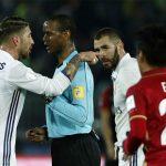 Vì sao Ramos thoát thẻ đỏ ở chung kết FIFA Club World Cup