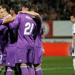 Real trút cơn mưa bàn thắng trong ngày khởi đầu Cup Nhà vua