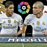 Pepe - Varane: Bộ đôi trung vệ lý tưởng của Real