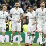 Tạp chí danh tiếng loại Real khỏi Đội hình tiêu biểu Champions League