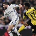 Hòa Dortmund, Real đi tiếp ở C1 với tư cách nhì bảng F