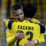 Trận đấu 12 bàn của Dortmund lập kỷ lục tại Champions League