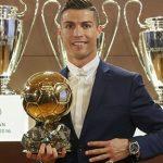 Ronaldo giành Quả Bóng Vàng 2016