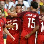 Ronaldo lập cú đúp trong ngày tái xuất, Bồ Đào Nha thị uy trước Euro