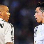Ro béo không chọn Cristiano Ronaldo vào đội hình hay nhất mọi thời đại