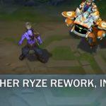 Có tỉ lệ thắng chạm đáy nhưng Riot Games còn lâu lắm mới làm lại Ryze