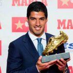 Suarez: 'Nếu tôi không đoạt Giày Vàng 2017, thì đó sẽ là Messi hoặc Neymar'