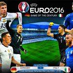 Italy - Đức: Chung kết sớm của Euro 2016