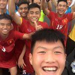 U16 Việt Nam thắng đậm U16 Australia