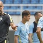 Guardiola gạt cầu thủ thừa cân khỏi đội hình chính